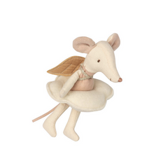 Angel Stories Mouse in Book