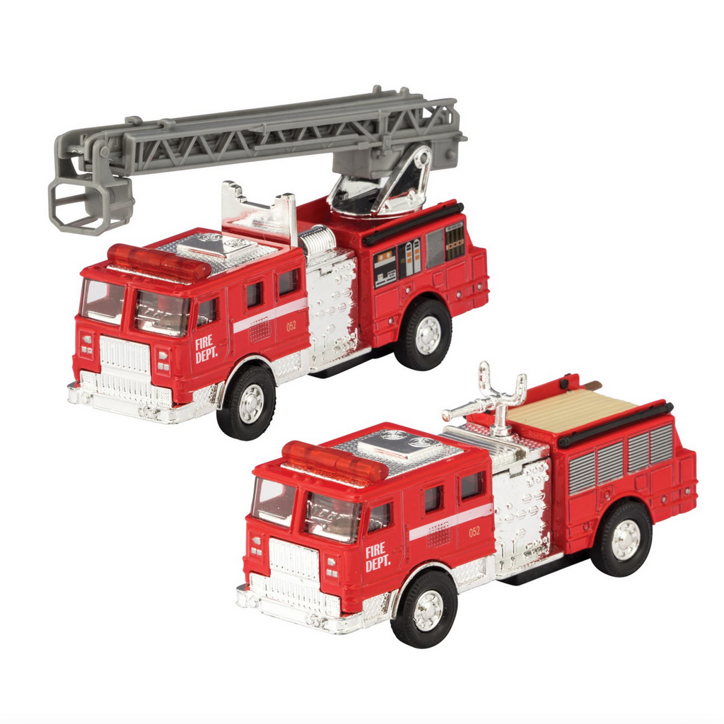 Diecast Fire Truck 3yrs+