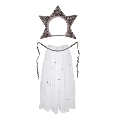 Star Headdress & Cape Dolly Dress-Up Kit
