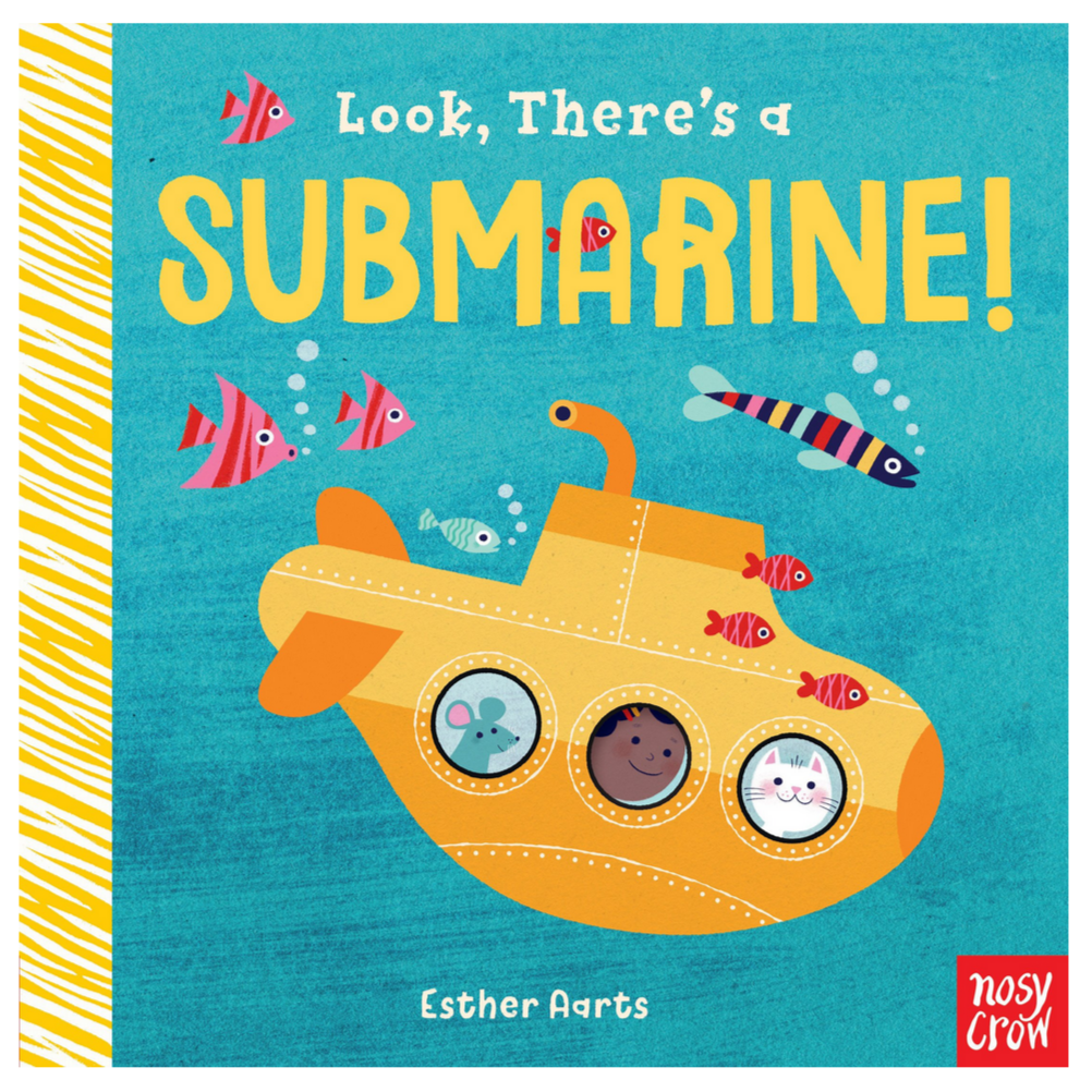 Look, There's a Submarine! -Interactive