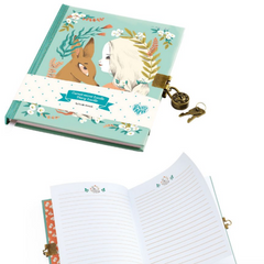 Lucille Secrets Lockable Diary 6yrs+