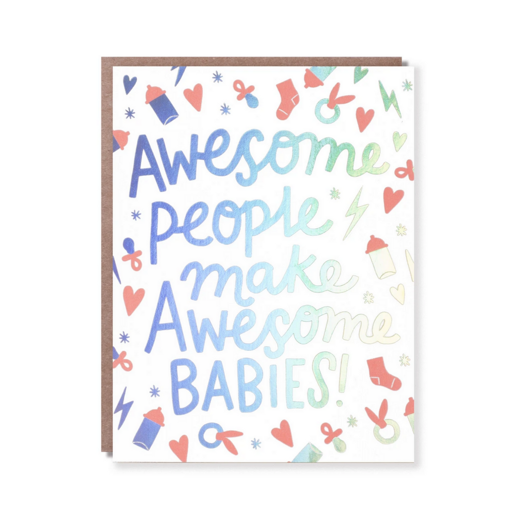 AWESOME BABIES-Baby