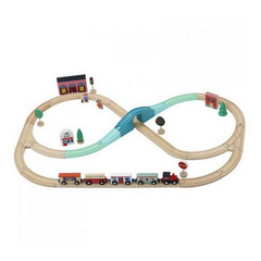 Grand Express Train Set -Ingela P. Arrhenius 3yrs+