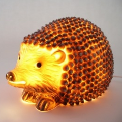 Hedgehop Lamp
