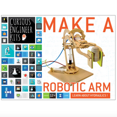 Robotic Arm Kit 12yrs+