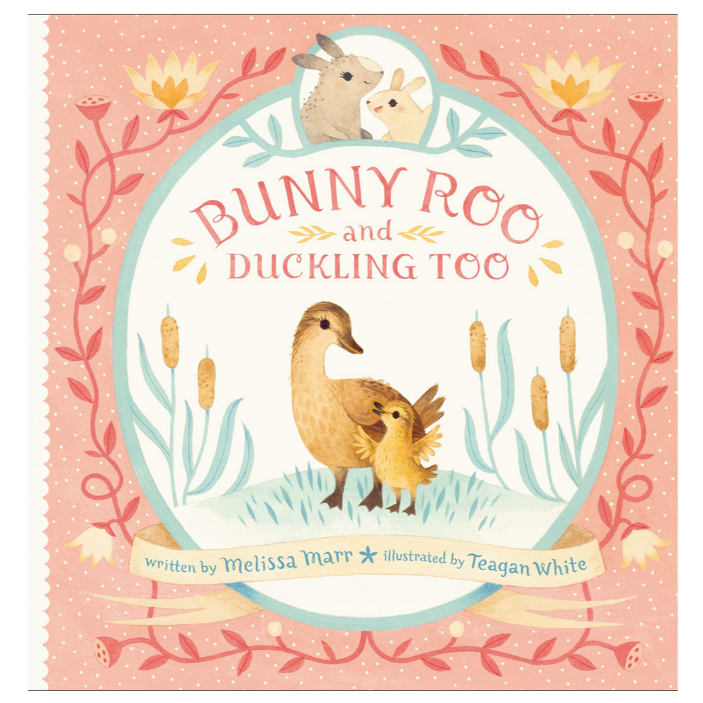 Bunny Roo and Duckling Too (0-3yrs)