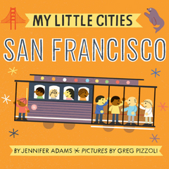 My Little Cities: San Francisco (2-4yrs)