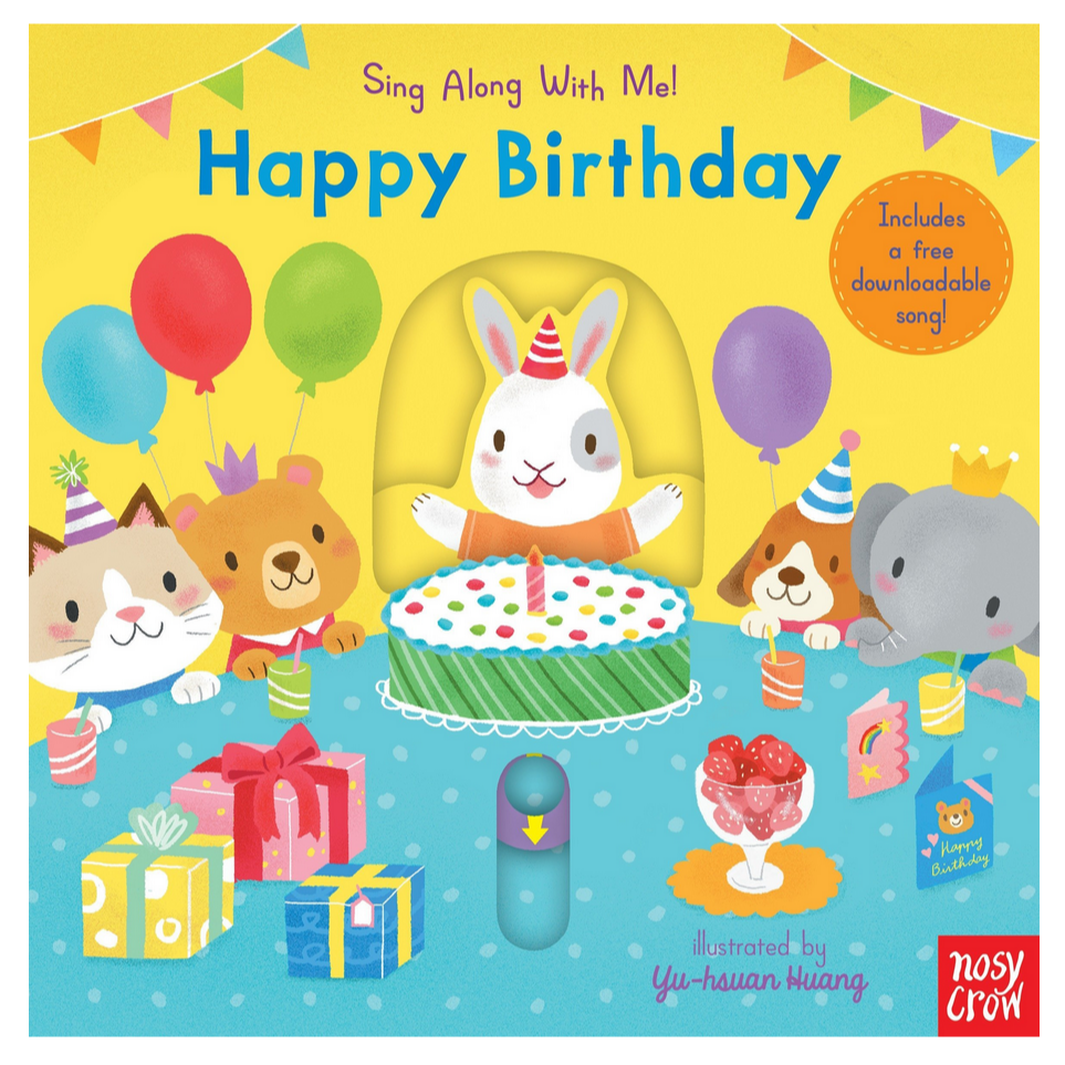 Happy Birthday: Sing Along With Me