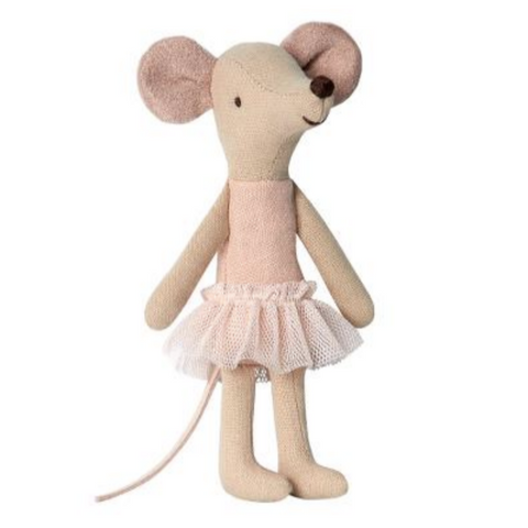 Ballerina Mouse- Big Sister