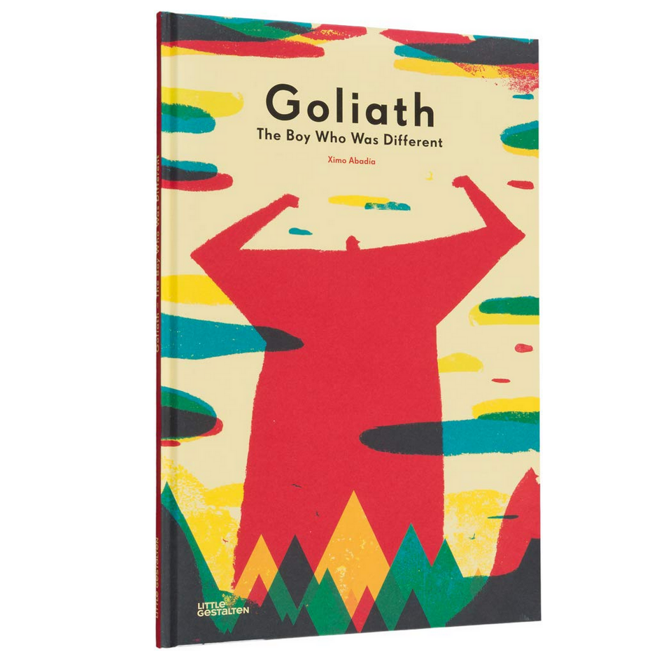 Goliath The Boy Who Was Different