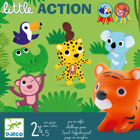 Little Action Game 2-5yrs