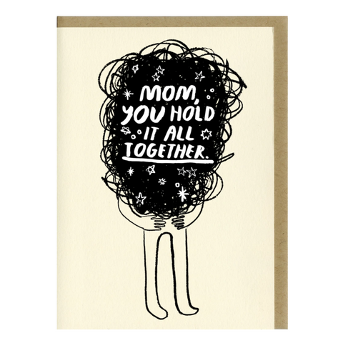 Hold It All Together Card -Mother's Day