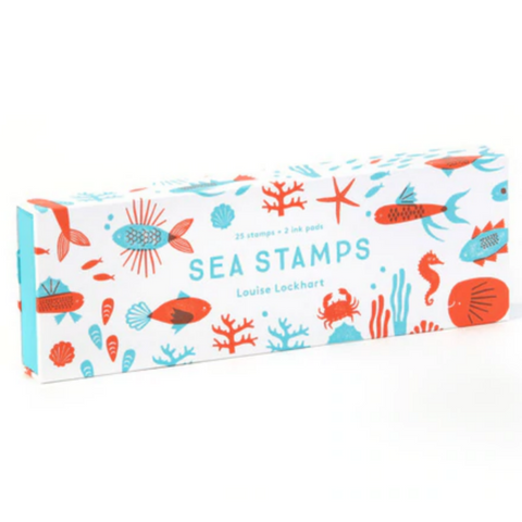 Sea Stamps 6+yrs-adult