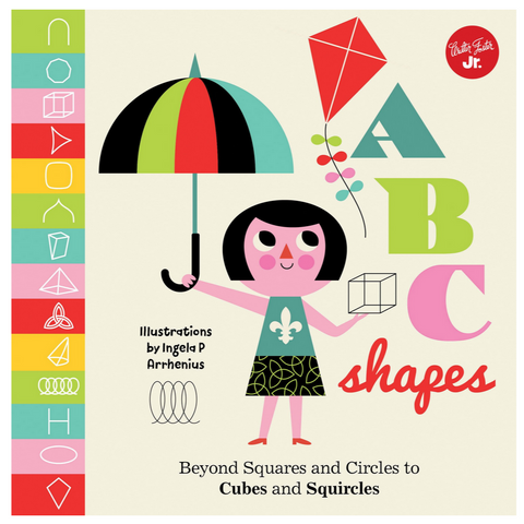 ABC Shapes: Beyond Squares and Circles to Cubes and Squircles (5-6yrs)