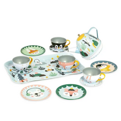 Vilac Musical Dinette Tea Set