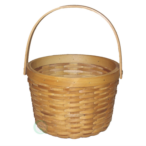 Small Wood Chip Apple Picking/Easter Basket