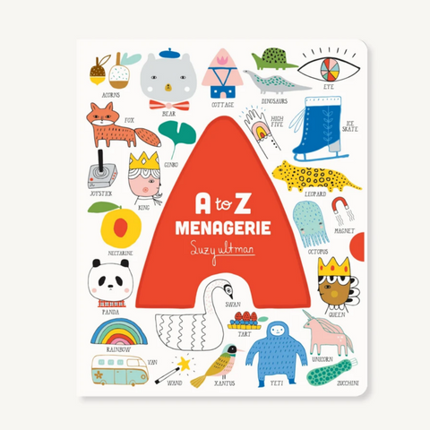 A to Z Menagerie (0-3yrs)