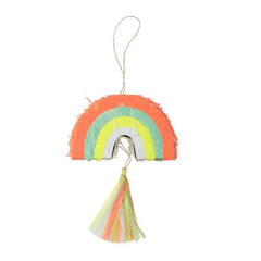 Rainbow Party Favor Piñatas