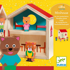 Early Learning Minihouse 1.5yrs+