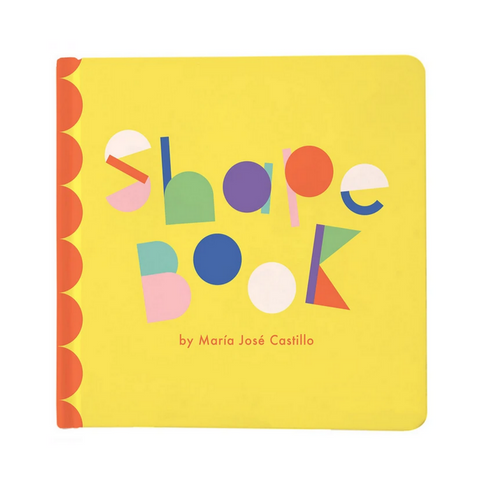 Shape Book (0-3yrs)