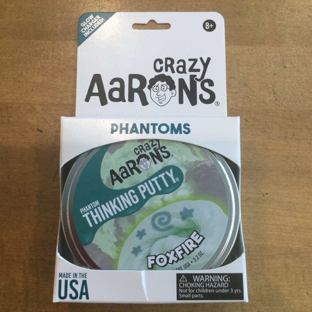 Foxfire Phantom Thinking Putty