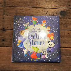 My First Treasury of Bedtime Stories (4-6yrs)
