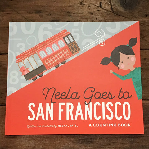 Neela Goes To San Francisco (2-6yrs)