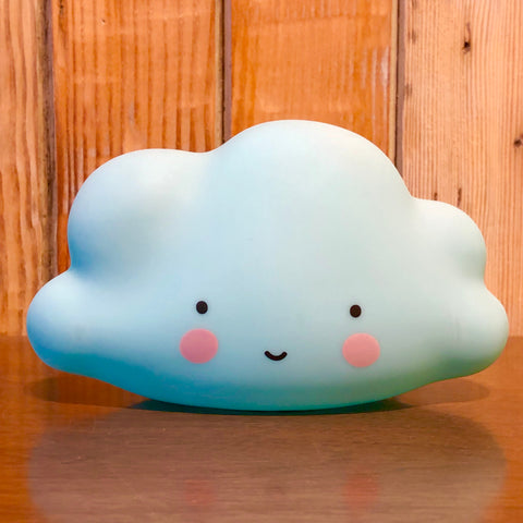 Mini Cloud Lamp: BLUE
