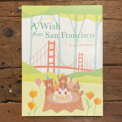 A Wish from San Francisco (2-3yrs)