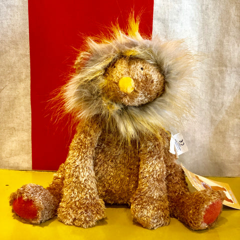 Lion Doll Roudoudou