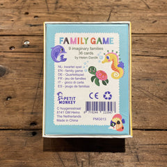 Family Game -Helen Dardik Design