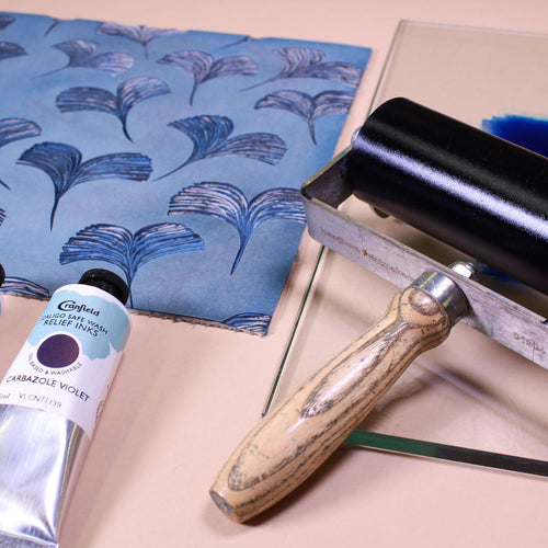 Relief Printmaking Workshops