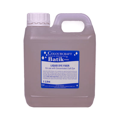 Liquid Batik Dye Fixer