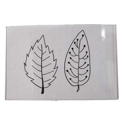 Transparent Relief Printing Block - Single Sheet