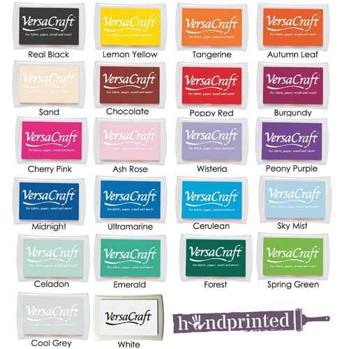 Versacraft Fabric Ink Pads