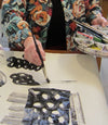 Exploring Pattern & Painting on Textiles with Sarah Campbell - 2 day course - Sat 16th & Sun 17th May 2020