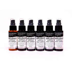 Brusho Acrylic Mist Spray