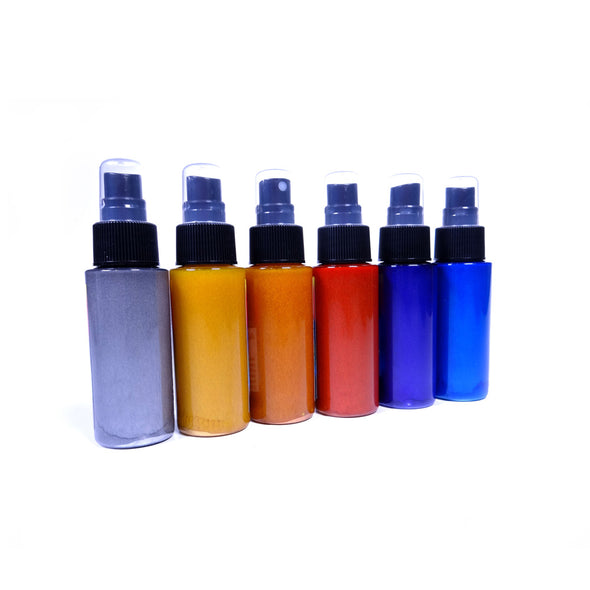 Brusho Acrylic Shimmer Spray