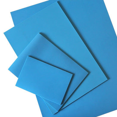 Easy Carve Blue -  Single Sheet
