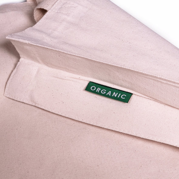 Organic Cotton Tote Bag - Heavyweight
