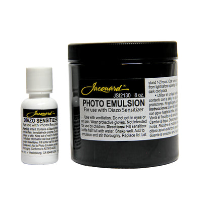 Jacquard Photo Emulsion Kit