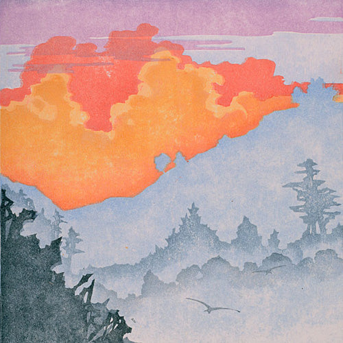 One Week Immersion into Authentic Japanese Watercolour Woodblock with Laura Boswell -  Mon 23rd - Fri 27th Aug 2021