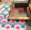 Repeat Pattern Screen Printing with Miesje Chafer - Wed 15th Jan 2020