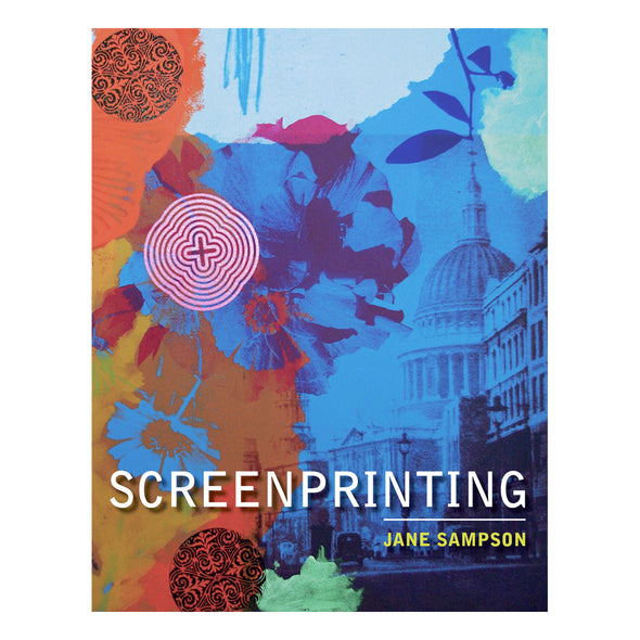 Screen Printing by Jane Sampson