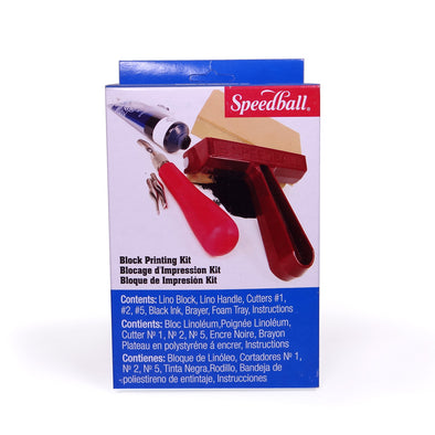 Speedball Block Printing Kit