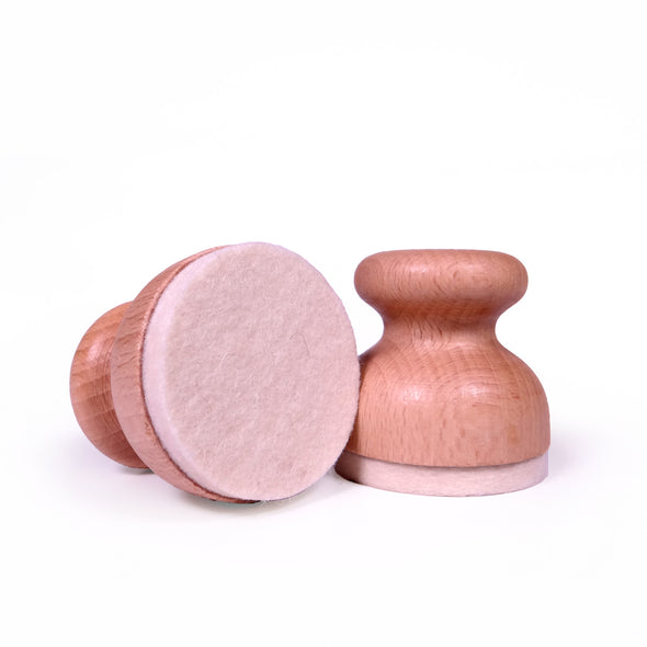 Wooden Hand Rubber