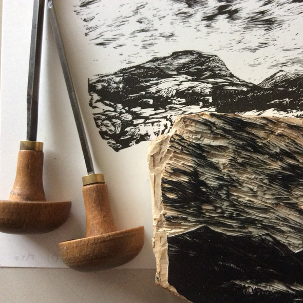 Wood Engraving with David Peduzzi - Weds 12th May 2021