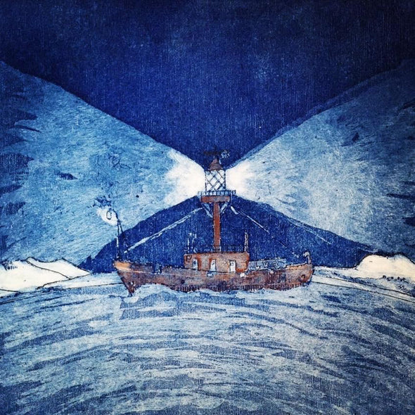 Aquatint Etching with Jamie Barnes - 2 day course - Sat 31st October + Sun 1st November 2020