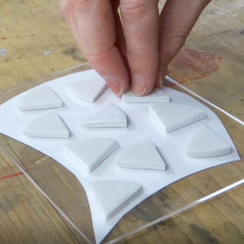 Acrylic Stamp Block