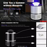 MOSQUITO TRAP LAMP   +  FREE SHIPPING + C O D NATIONWIDE